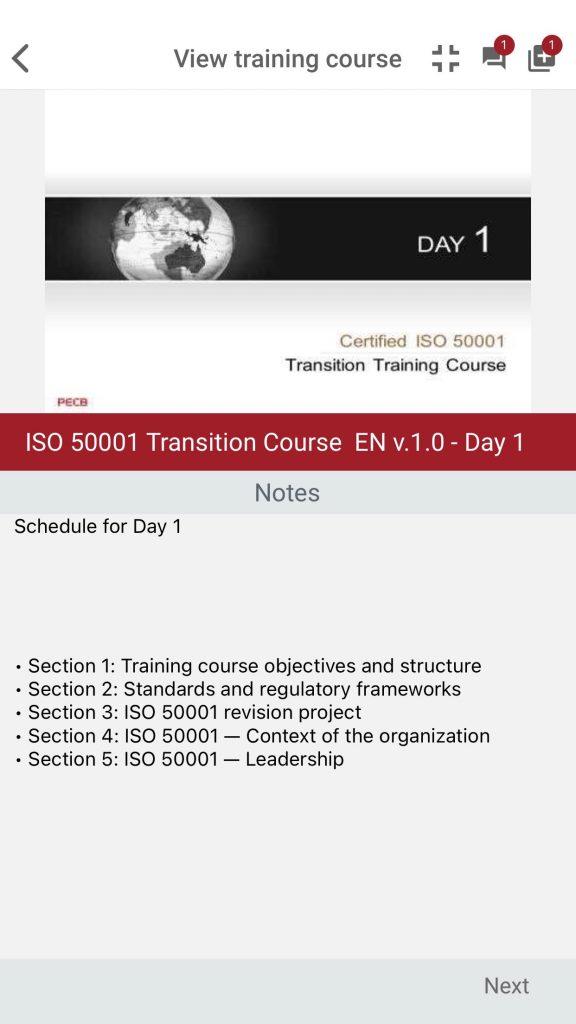 KATE IOS Course file